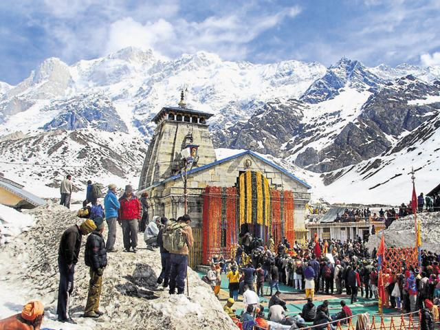 The portals of Kedarnath, Gangotri and Yamunotri will be thrown open to pilgrims on Monday, while the fourth shrine, Badrinath, will be opened two days later on May 11.