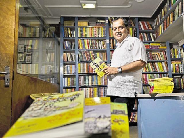 Satyanand Nirupam, editorial director with Rajkamal Prakashan, launched LaPreK series based on Facebook posts.