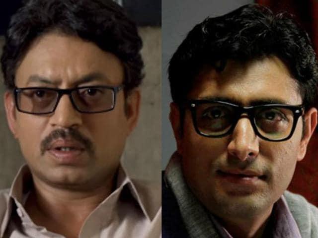Priyanshu plays Abu Salem while Irrfan is a CBI officer in Dreaded Gangster.