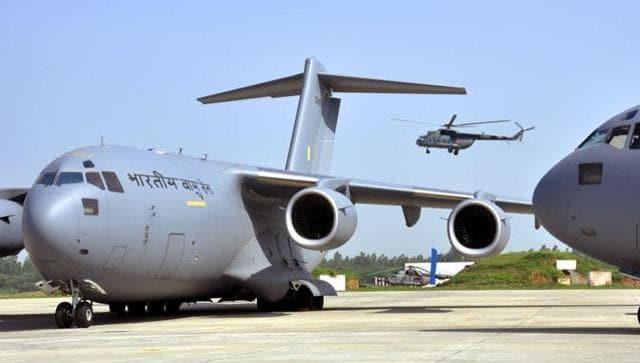Air force authorities shut down two Kendriya Vidyalayas on the premises as a precautionary measure. (HTFile Photo)