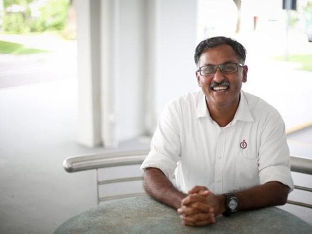 Murali Pillai garnered 61.21% of the votes and was electedmember of the parliament on Saturday following his victory in the by-election held atsuburban Bukit Batok constituency.