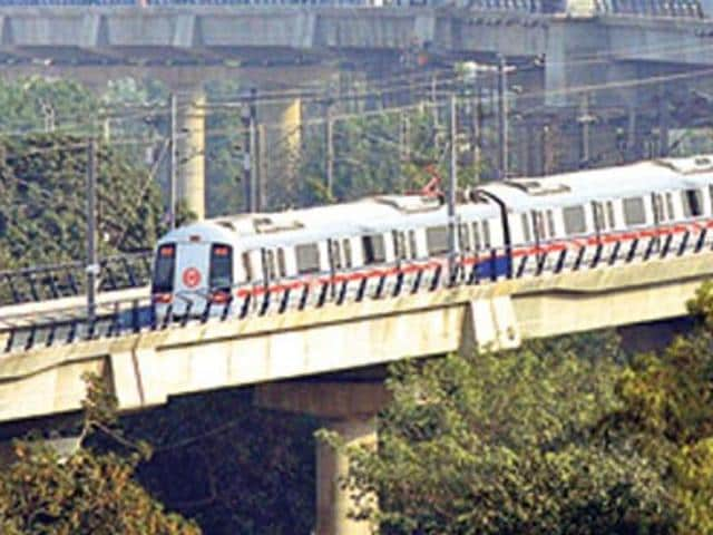 DMRC has warned the Delhi government that the cost of phase 4 extension will shoot up by crores if it did not approve the project plan in timeMetro phase 3 is nearing completion.