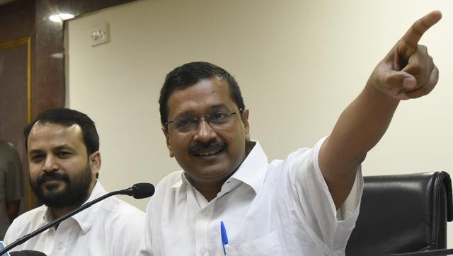The AAP, which made its debut in the MCD by-polls, winning five of the 13 wards, said its next target is to win all the seats in the civic body polls next year.