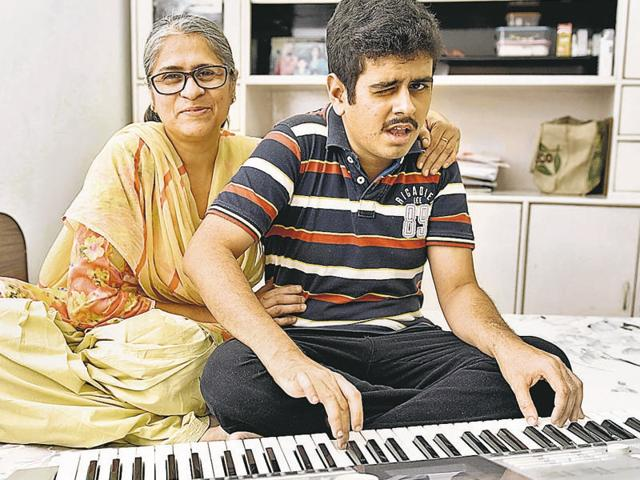 Renu Suri remained strong for 24 years, moved to Amritsar to bring up her son in suitable environment of Pingalwara.