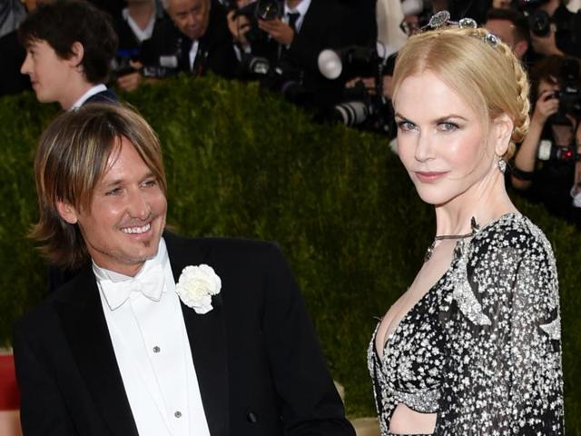 Keith Urban says he found their relationship signified a completely new start for him.