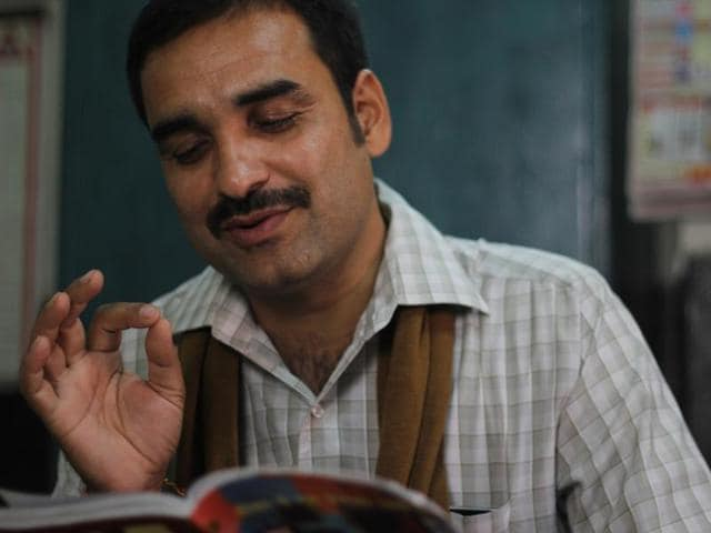 Pankaj, who has been a part of the entertainment industry for over a decade now, is best known for his roles in films like Omkara and Singham Returns.