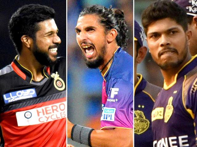 Varun Aaron, Ishant Sharma and Umesh Yadav have not been able to find a place in the India squad in all three formats due to a lack of consistency.