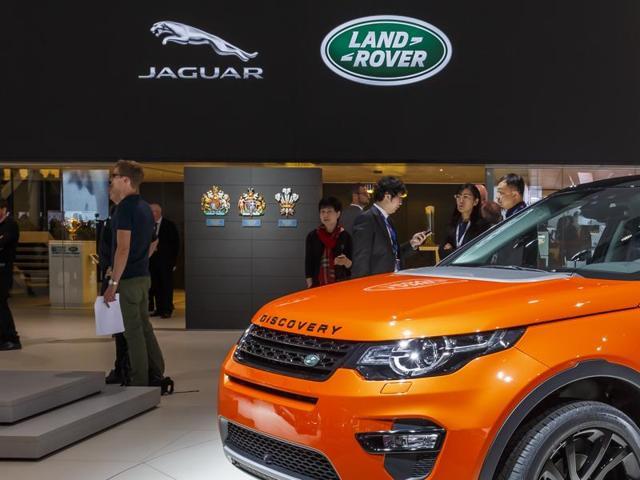 Land Rover,Jaguar,Smartphone