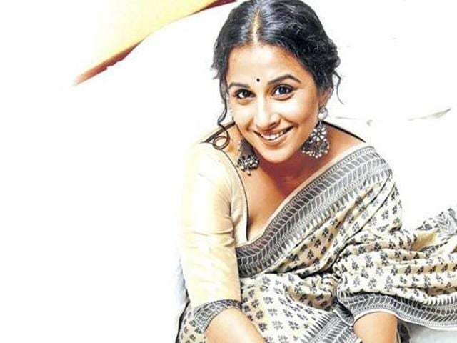 Vidya is currently shooting for Kahaani 2. (HT Photo)