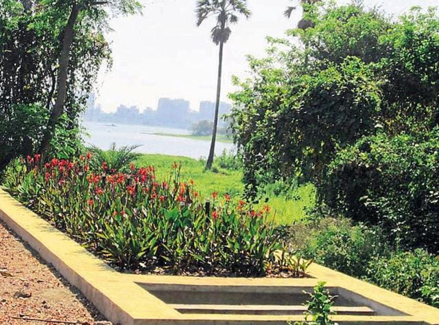 The wetland project at IIT-Bombay started in November 2013 and is an idea from professor Shyam Asolekar from the Centre for Environmental Science & Engineering .