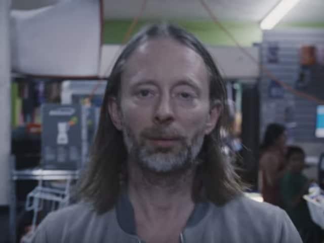 Radiohead,Radiohead New Album,Radiohead A Moon Shaped Pool