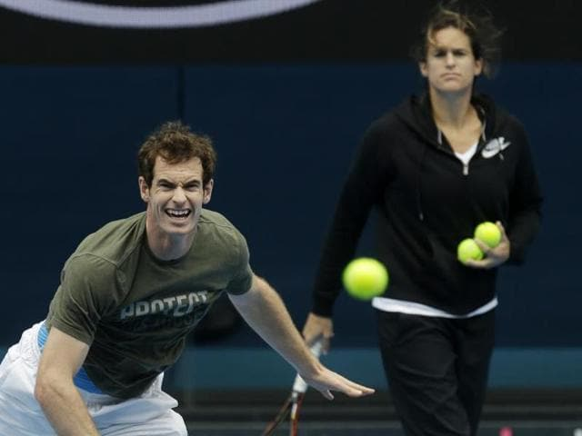 Mauresmo took over as Andy Murray's coach in June 2014, after the player and Czech Ivan Lendl decided to part ways.