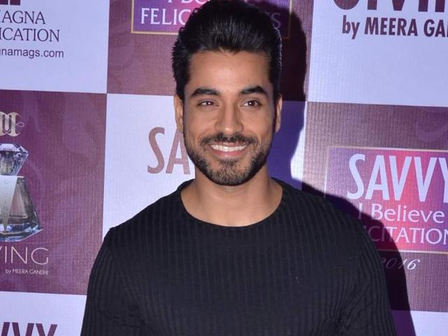 """""""Working on a serial teaches you a lot about acting,"""" says Gautam Gulati."""