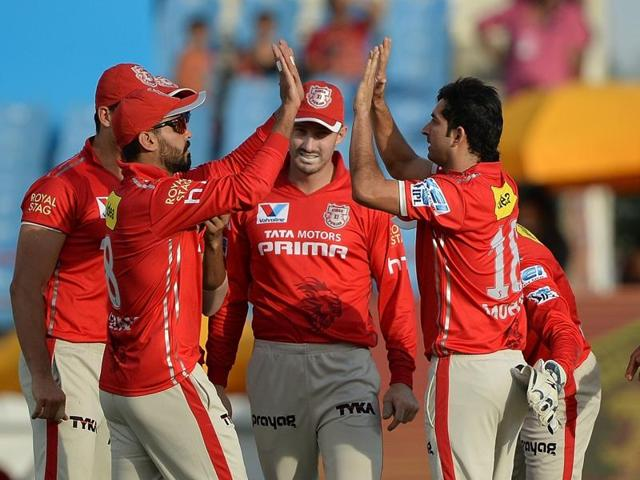 Kings XI Punjab have kept themselves alive with some deft death-over bowling by Sandeep, Mohit Sharma and Marcus Stoinis.