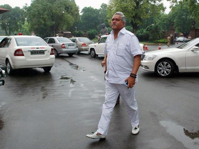 Mallya, who has defaulted on payment of loans to the tune of Rs 9,000 crore to various banks, is currently in England.