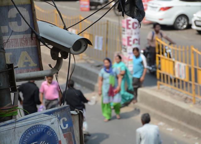 CCTV,Ghaziabad,intelligent traffic management system