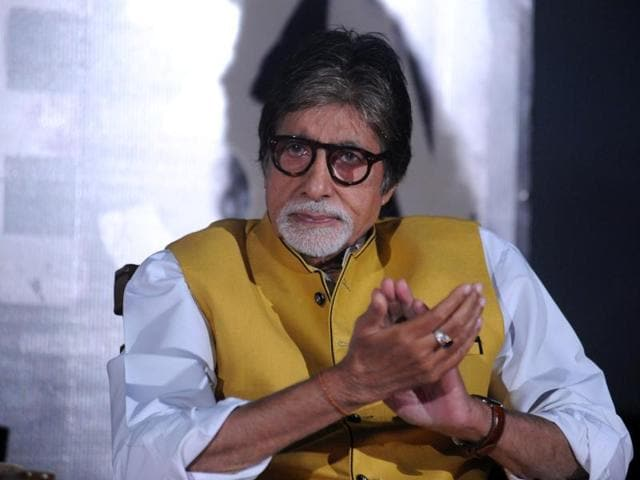Speculations are rife that Bollywood actor Amitabh Bachchan will be the new ambassador.