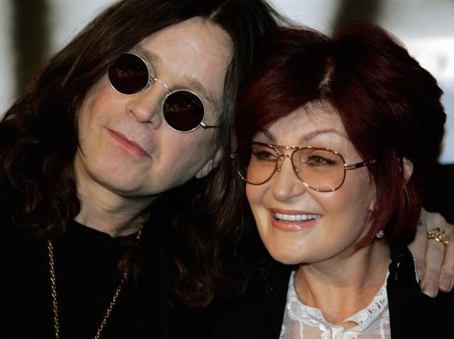 Ozzy Osbourne,Sharon Osbourne,Ozzy Osbourne Sharon Osbourne