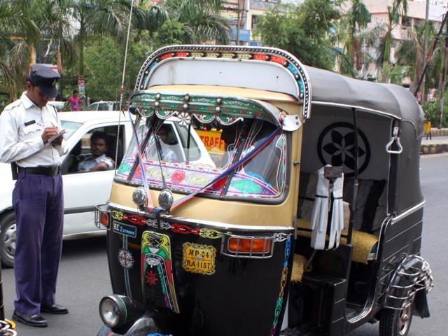 Smart city,Auto rickshaws,autos to run by meter