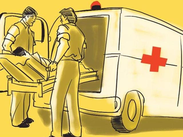 Nine persons were killed and three others sustained injuries after a lorry rammed into their van at Thapathi in Tuticorin district.