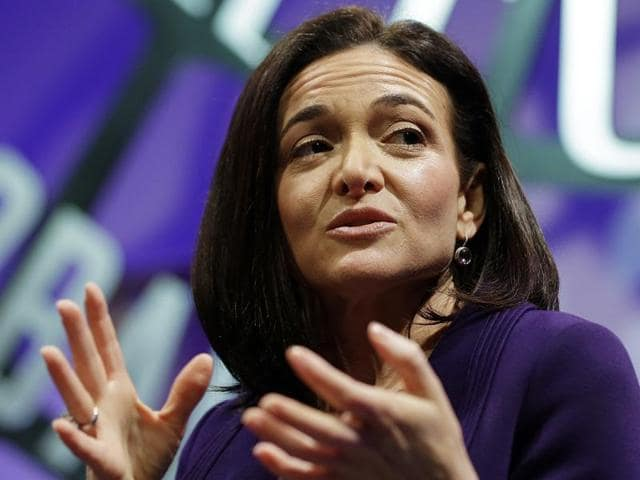 Facebook chief operating officer Sheryl Sandberg said in a touching Mother's Day Facebook post that until her husband's death she never realised how hard it is to be a single parent.