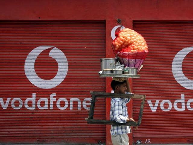 Vodafone,IT department