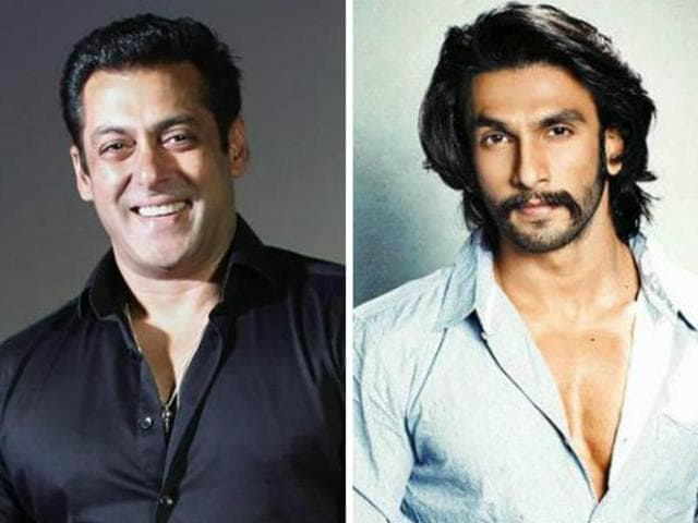 Salman Khan and Ranveer Singh will star in Dhoom Reloaded? It doesn't get any better.