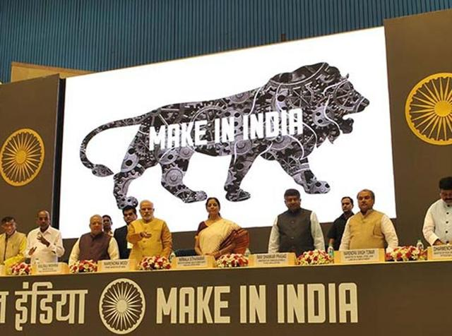 """The contribution of India brands was at an all-time high of 45 percent - up 7 percent compared to the fourth quarter of 2015 and """"made in India"""" handsets contributed 67 percent to the sales"""