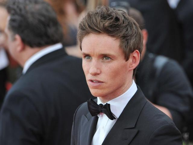 Redmayne is the first cast member announced in the stop-motion animation film.