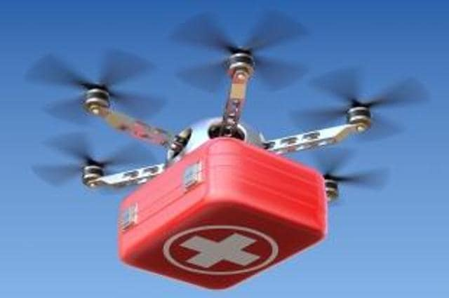Blood delivery,blood delivery drones,Walmart