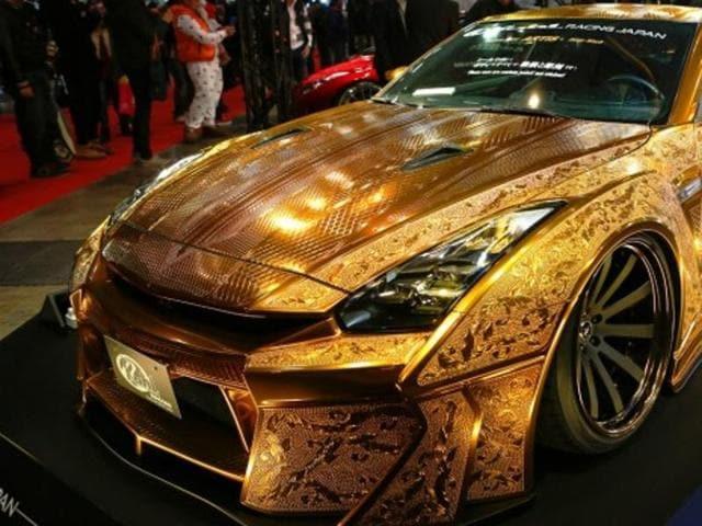 Godzilla,Nissan,Nissan R35 GT-R car