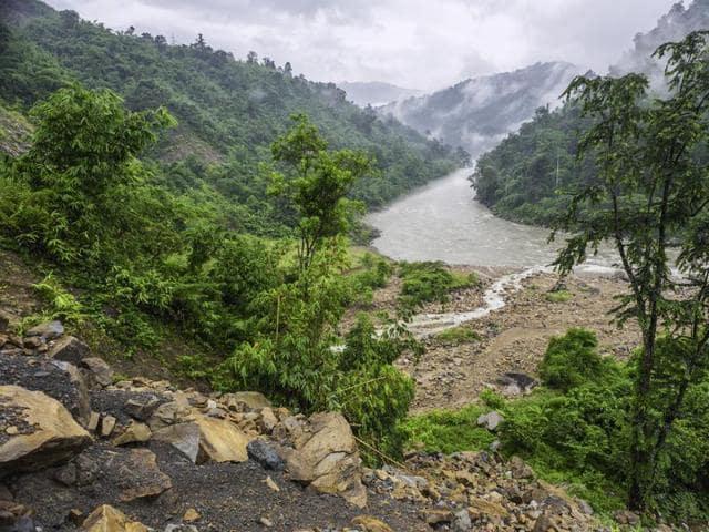 (Representative image) Another audio clip has raised suspicion about China's role in the anti-dam movement in Arunachal Pradesh.