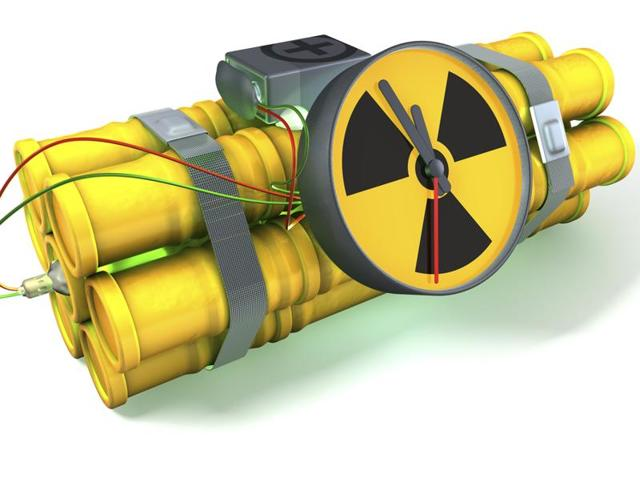 So how dangerous is a 'dirty bomb' or an explosive-laced with radioactive material?