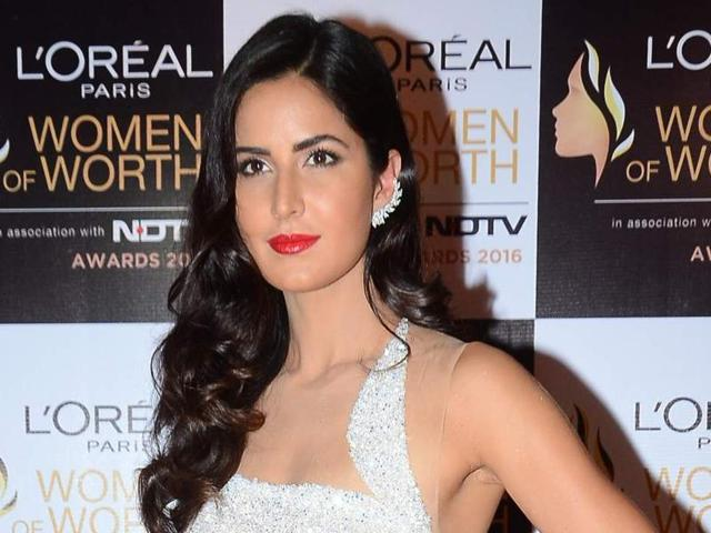 Actor Katrina Kaif, who has been house hunting for a while now, has moved into her new apartment, four months after her breakup with actor Ranbir Kapoor.