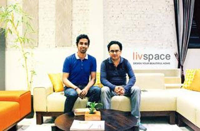 Livspace, co-founded by Anuj Srivastava and Ramakant Sharma looks to fill the space that Ikea dominates in other parts of the world.