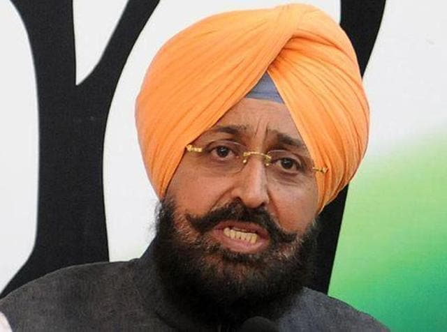 """Raising the issue during Zero Hour, Congress leader Partap Singh Bajwa claimed that CAG reports have highlighted diversion of food grains and """"corruption in government of Punjab"""" in the distribution."""