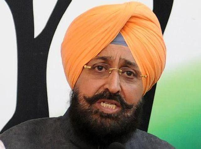 Congress,Partap Singh Bajwa,food grain diversion