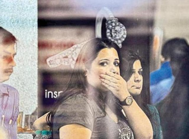 The loot made headlines on May 1 when owners of the showroom claimed that two men and a woman, all in their 20s, took them at gunpoint and decamped with jewellery worth Rs 14.08 crore.