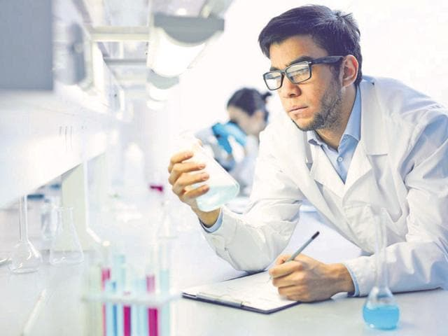 Biochemists work in food processing, pharmaceuticals, polymers, medicine, environment science, forensics, agriculture and many other areas.