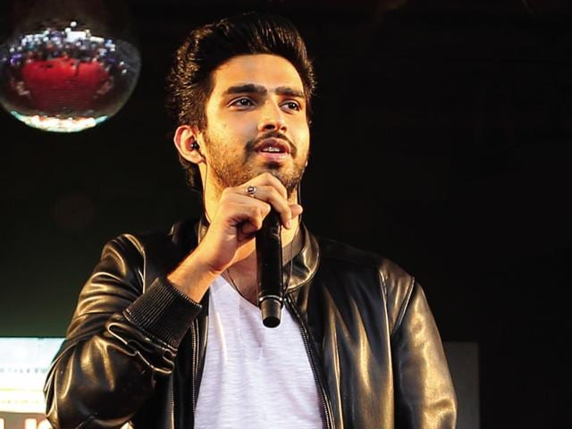 """I am not Anu Malik's son. So, for me, it wasn't direct stardom, as my father was not as successful as my uncle,"" says Amaal Mallik."