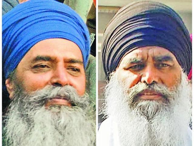 Dhian Singh Mand and Mohkam Singh.