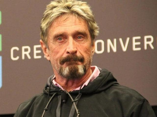 MGT Capital said on Monday it would change its name to John McAfee Global Technologies Inc and that it would buy some assets of McAfee's anti-spy software company, D-Vasive Inc.