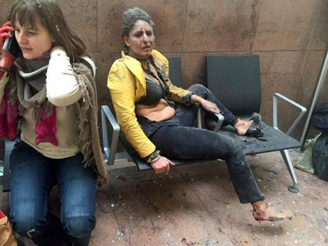 Nidhi Chaphekar, a 40-year-old Jet Airways flight attendant from Mumbai, was wounded in the Brussels airport explosion.
