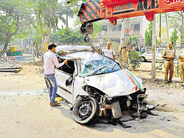 The first four months of the year has witnessed the highest number of accidents reported in the period since 2012.