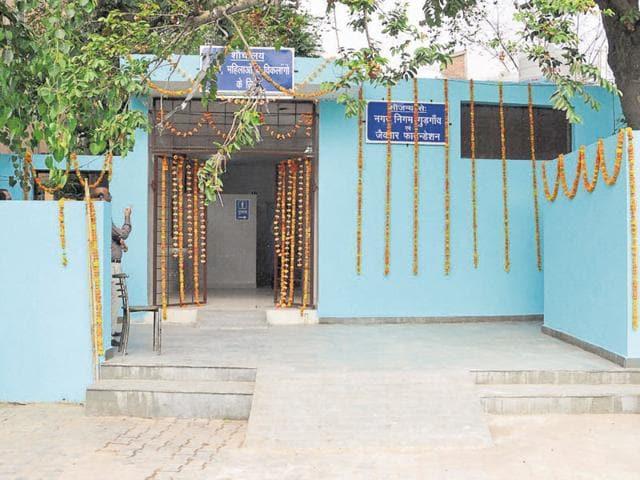 Gurgaon,toilet,open defecation