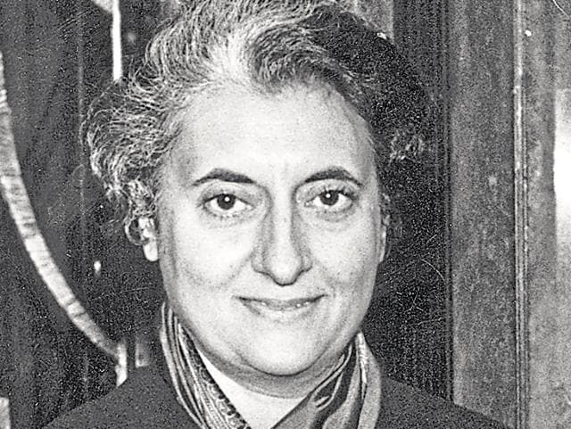 The book authored by Indira Gandhi's physician covers several milestones in her life.