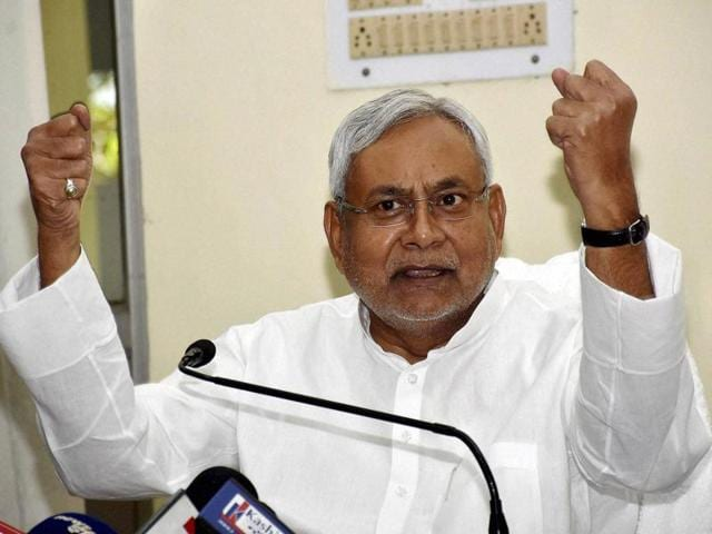 The Bihar chief minister will make this appeal when he visits Prime Minister Narendra Modi's Lok Sabha constituency Varanasi on May 12.