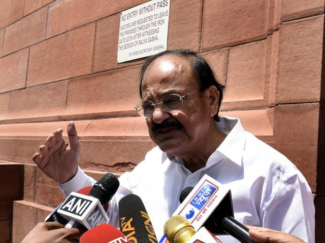 Union minister M Venkaiah Naidu said there's a need to revisit of the role of the speaker after BJP reportedly failed to prove majority in Uttarakhand floor test.
