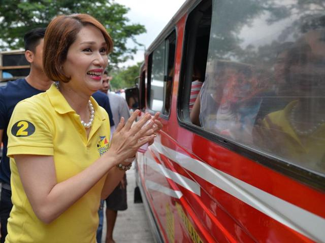 Philippines transgender politician