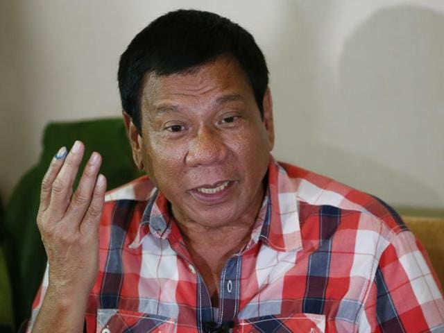 Philippines,Rodrigo Duterte,Philippine presidential elections